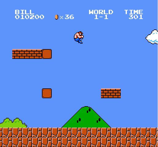 Марио crossover скриншот 1
